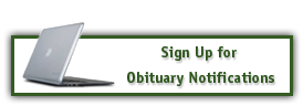 Sign Up for Obituary Notifications